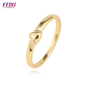 copper alloy knuckle finger ring oem jewelry rings