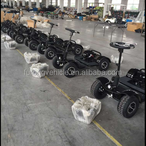 Retail price top quality electric golf cart GF04