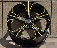 good quality alloy replica style wheels rims fit for german car rim
