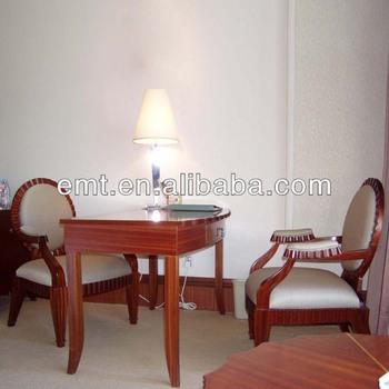 Massivholz Studie Tisch Und Stuhl Fur Schlafzimmer Hotelzimmer
