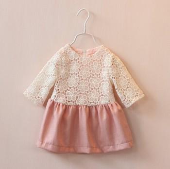 2016 New Design Children Lace Dress Patterns,Casual Dress Designs ...