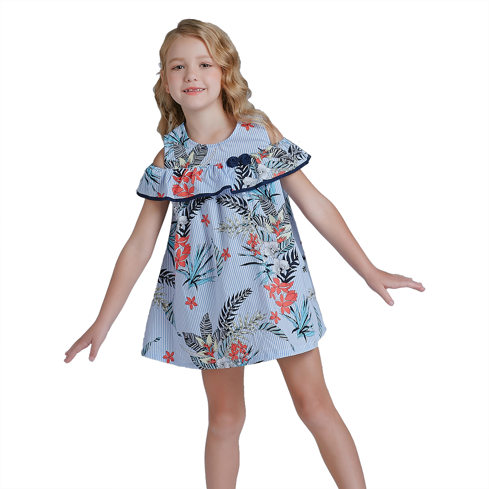 <strong>kids</strong> <strong>fashion</strong> show wear baby <strong>girl</strong> cotton dresses