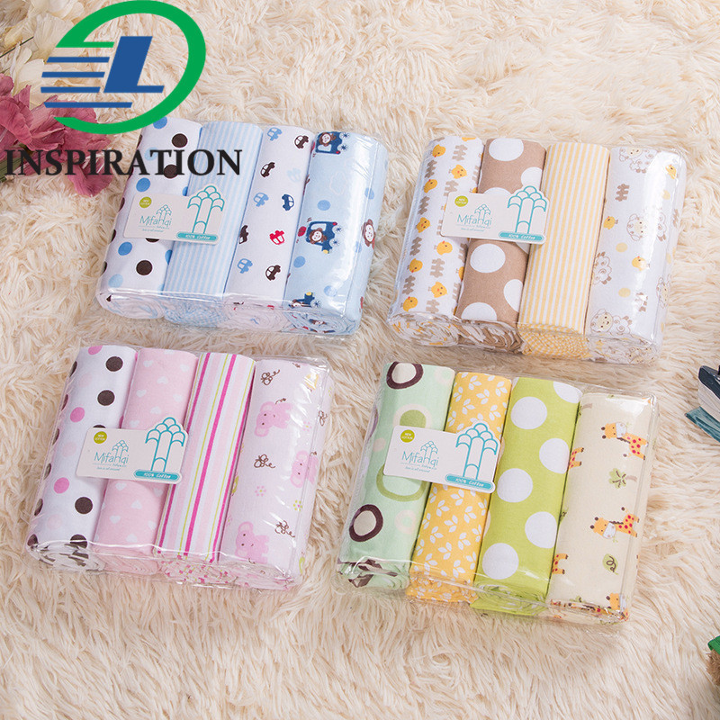 100% Cotton Flannel Blanket Baby Sleeping Or Receiving Blankets ... 9fb1466cc