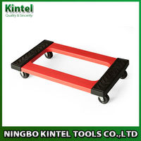 1000lbs pp multipurpose red furniture dolly tow dolly