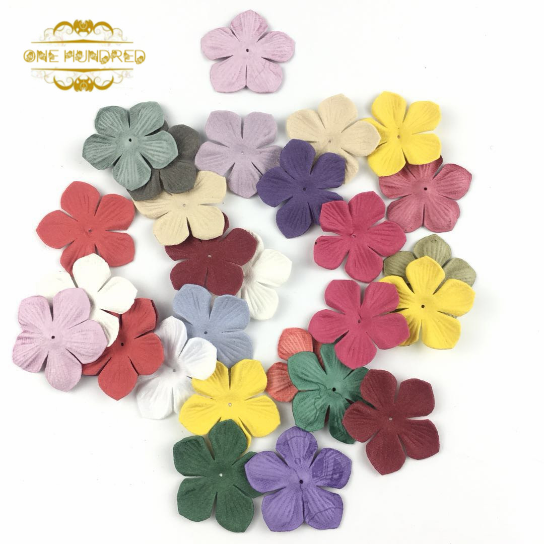 Hot sell small 3d suede fabric flower for shoes and bags decoration