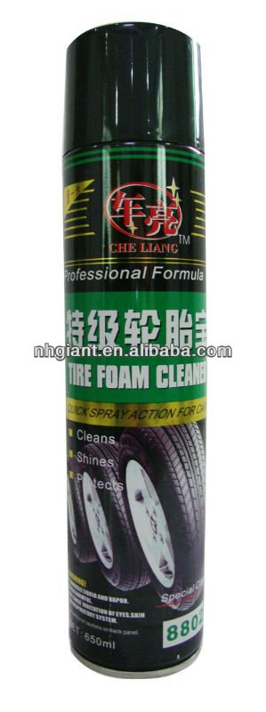 type Foam Cleaner-car care product