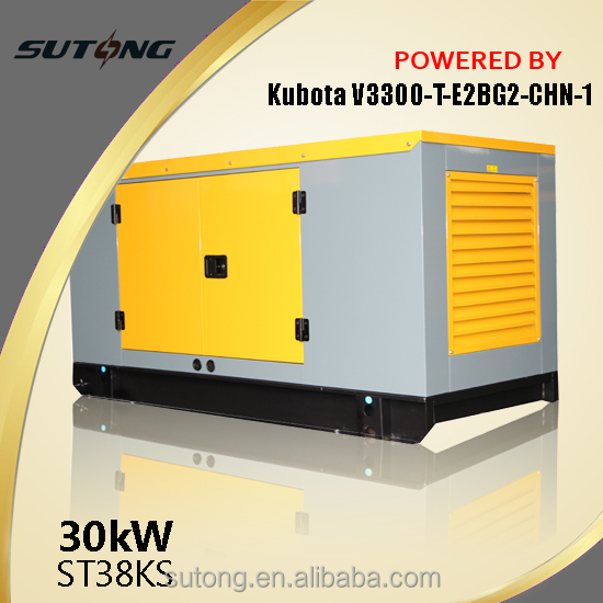 automatic voltage regulator for Kubota Diesel Generator (open type)