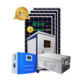 Portable solar generator dc 24v 48v home power system 3kw 5kw 10kw off grid