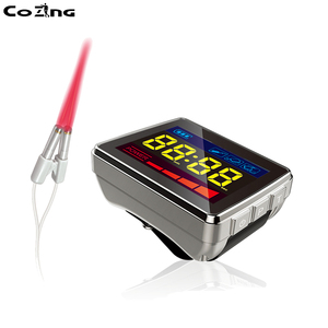 Medical watch laser therapeutic medical terraquant cold laser therapy