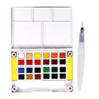 A Professional Artist Painting Set 24 Assorted Water Colors