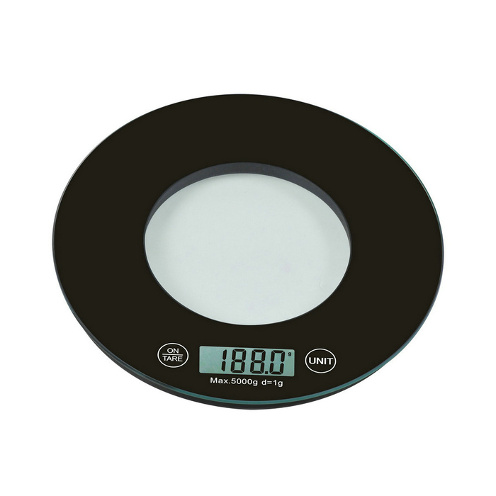 welldone Round touch small scale digital cooking scale JW202