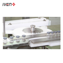 Automatic gmp vial dry powder injection filling machine pharmaceutical