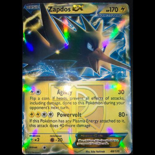 Pokemon Mega Zapdos Card Images | Pokemon Images