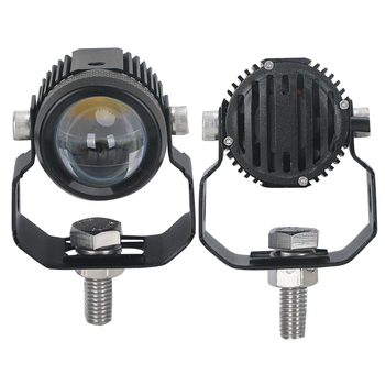 High waterproof IP 67 3000k 6000k led fog lamp mini driving light