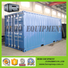 20ft blue iso storage dangerous goods electricity equipment containers factory