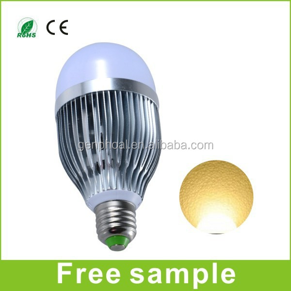 2015 latest developed OEM/ODM color changing led light bulb