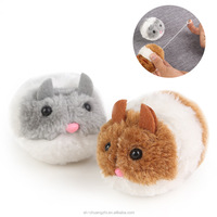 Cheap cute Factory custom promotional soft stuffed Funny Cat Play vibrator vivid Rat Pet toys