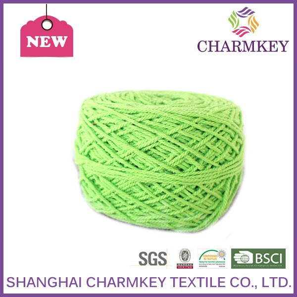 cotton yarn and fabric for lady gloves
