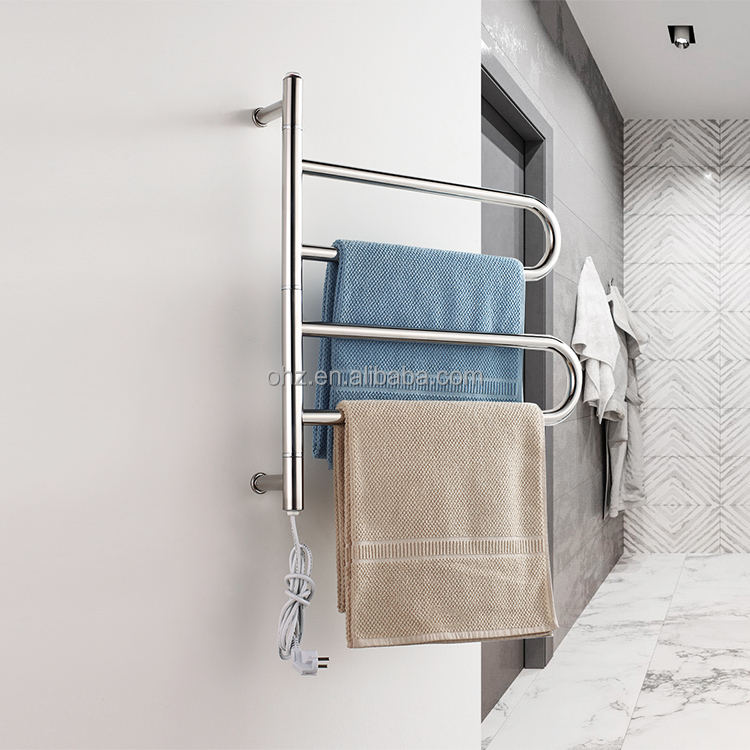 Stainless Steel Movable Towel Dryer