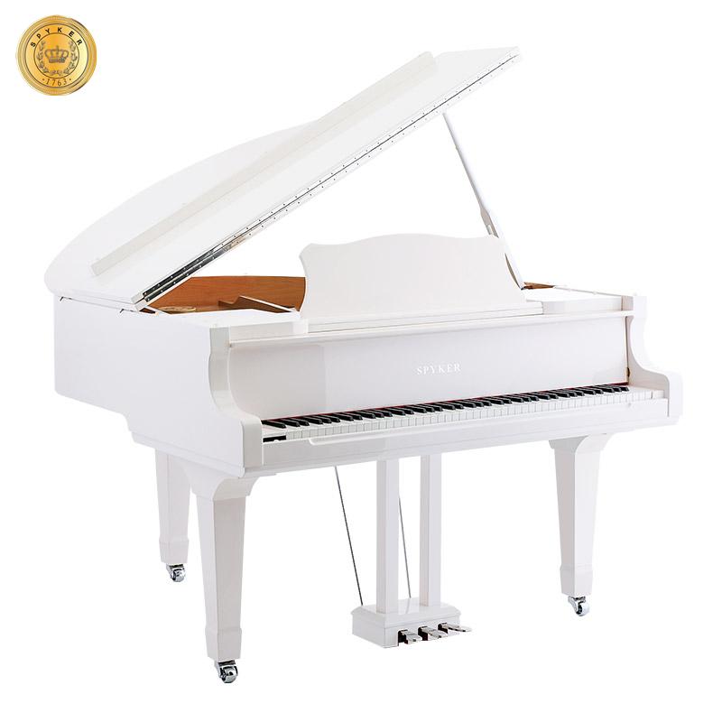 עדכון מעודכן נגינה עצמית HD-W152 פסנתר לבן פסנתר כנף תינוק דיגיטלי, מלוטש-פסנתר DD-76