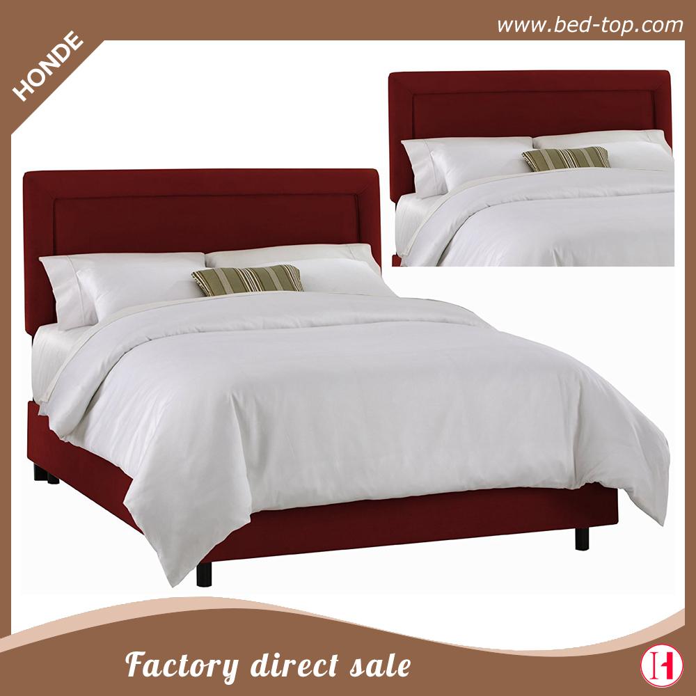 Finden Sie Hohe Qualität Bett Kopfteil Gepolstert Hersteller und ...