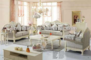 Korea Style Living Room Fabric Sofa,Pure White Chesterfield Sofa  Set,Contemporary Living Room Home Furniture - Buy Elegant Living Room  Furniture ...