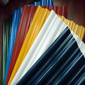 colour bond corrugated iron sheet for roof and wall