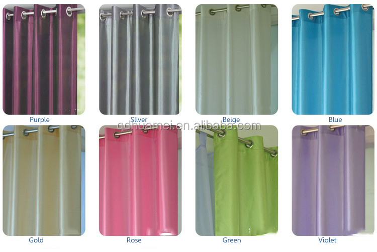 Great Types Of Curtain Fabrics For Window Curtain Stand
