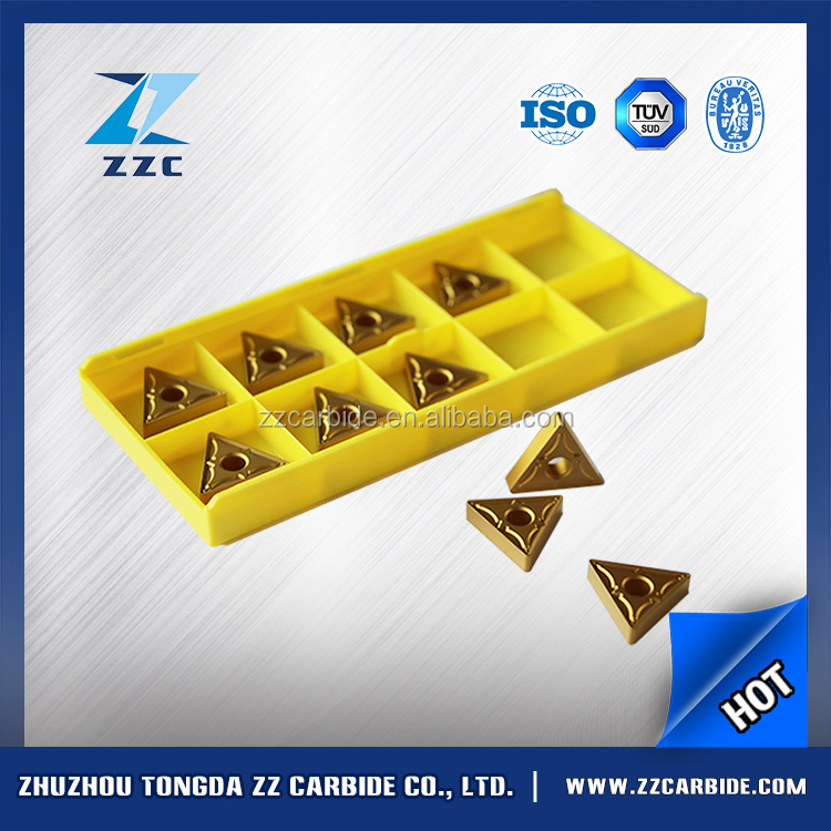 OEM Factory CNC cutting tools carbide milling threading insert types