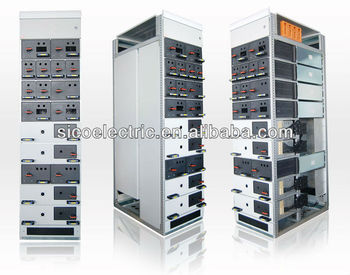 100 Pair Indoor Distribution Box Electrical Panel Electric Switchgear