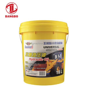 Concrete Pump Truck with Industry Lubricant Oil with Gasoline engine with factory supply