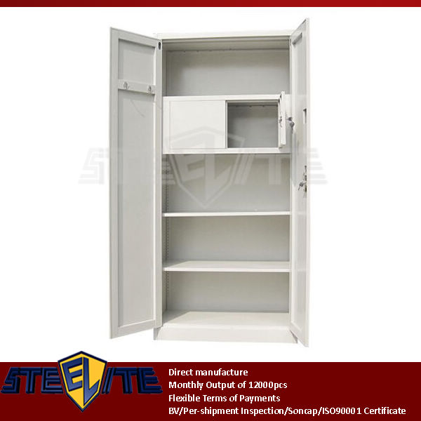 Door Metal Wardrobe With Storage Chest Door Metal Wardrobe With Metal  Armoire.