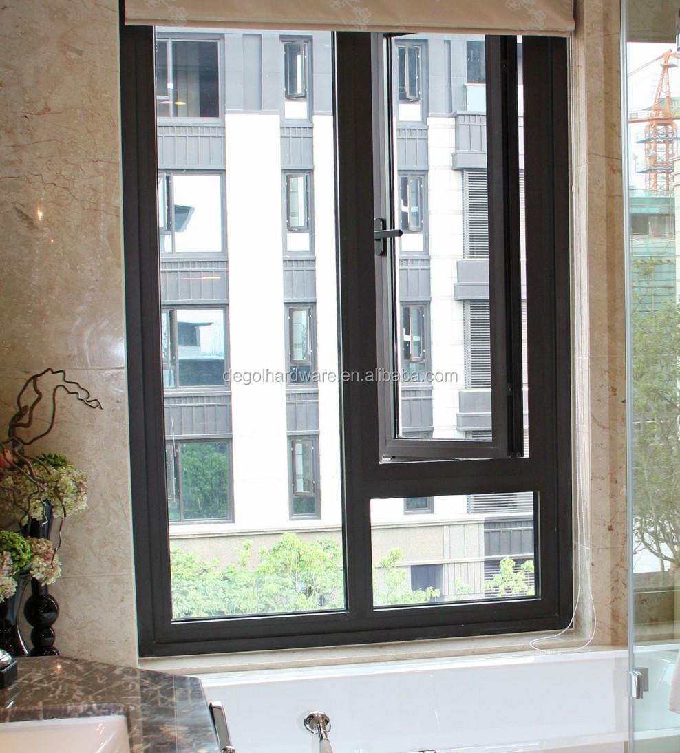 Top quality removable aluminum alloy casement window for Best casement windows