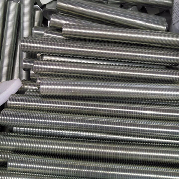 STUD BOLT ASSEMBLY A193 B7 A194 2H ZINC PLATED