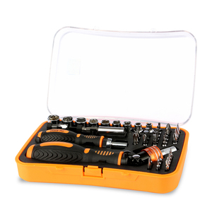 43 in 1 electronic mini ratchet screwdriver set for household repair tool kit