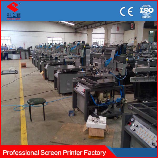 Famous brand Competitive price screen printing machine with micro registration