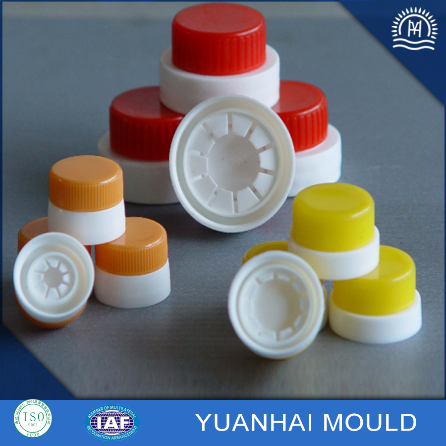 plastic oil cap mould
