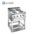 Restaurant Commercial Furnotel 4 Burner Hot Plate Electric Cooker With Stand