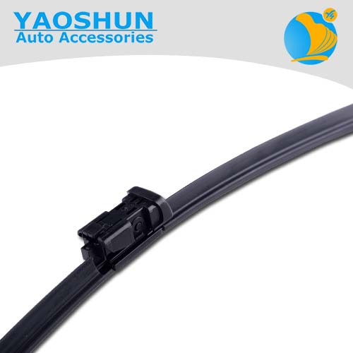 Well sale rubber window shield car double wiper blade