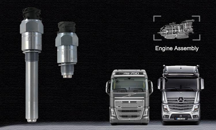 Replacement Universal Vdo Speedometer Sensor 215920102201 For Truck  Mercedes Benz Volvo O e  215920102201 - Buy Vdo Speedometer Sensor,Vdo  Speedometer