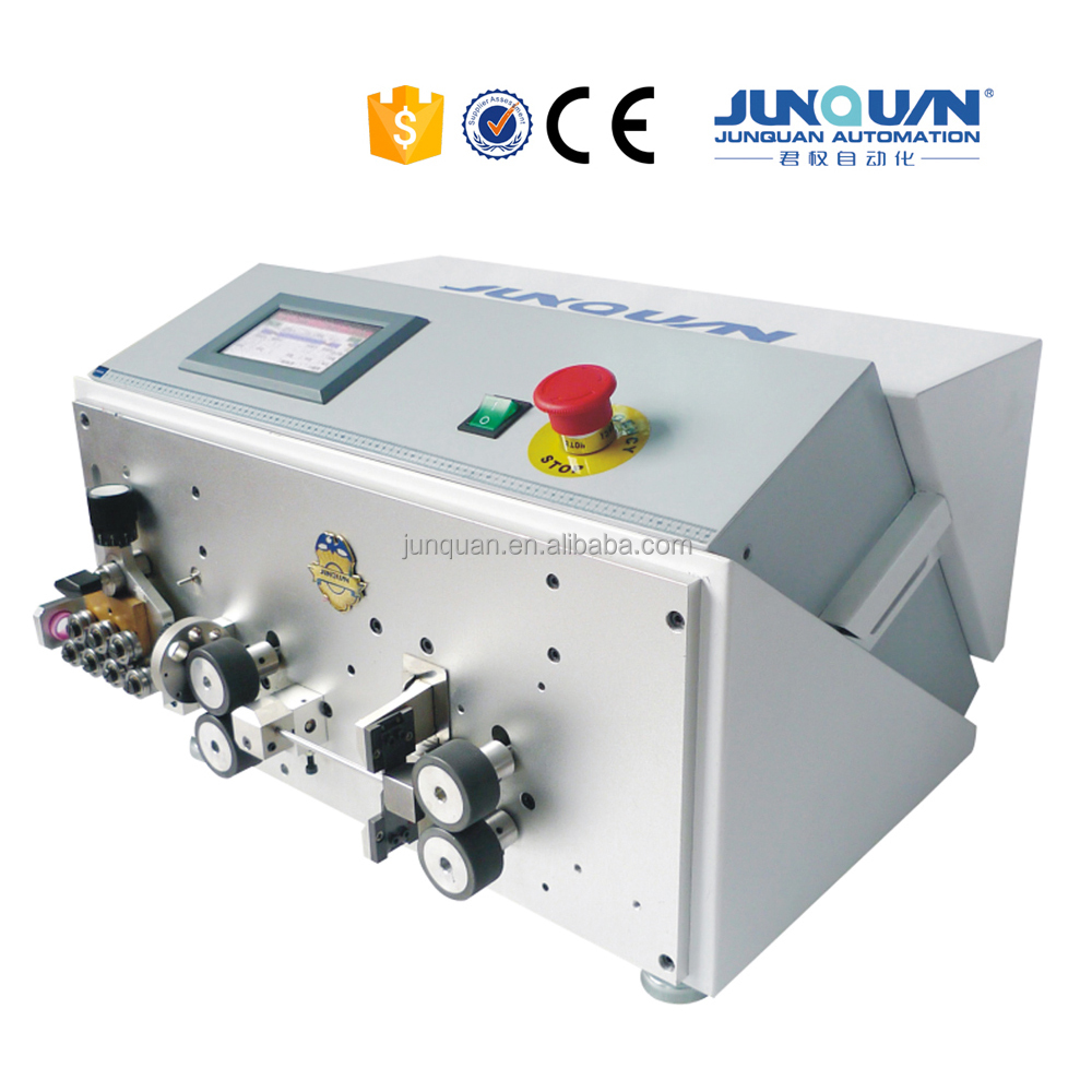 Automatic Wire Cutting And Stripping Machine Zdbx-22 For Awg10-28 ...