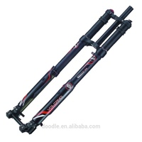 DNM USD-8S bike/electric bike double crown inverted front fork for dirt bike/doodlebike