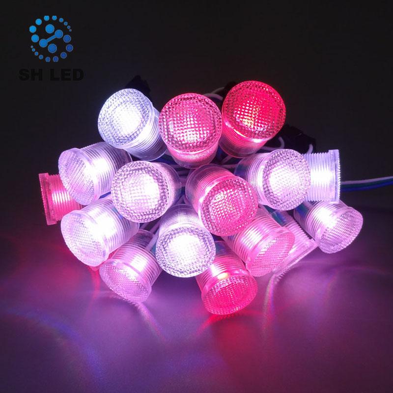 Newly Special Design DC5V 20MM LED Amusement Pixel Lights