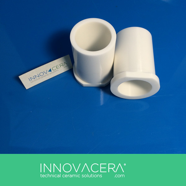 ZrO2 Ceramic Piston Sleeves/Innovacera