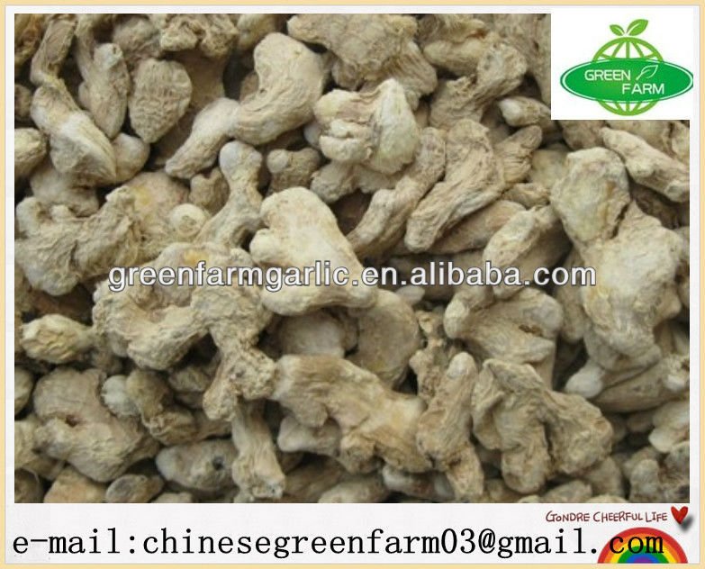 chinese high quality dried ginger