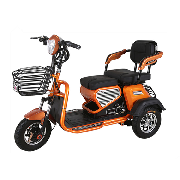 Elegante street legal 3 ruote elettrico mobility scooter