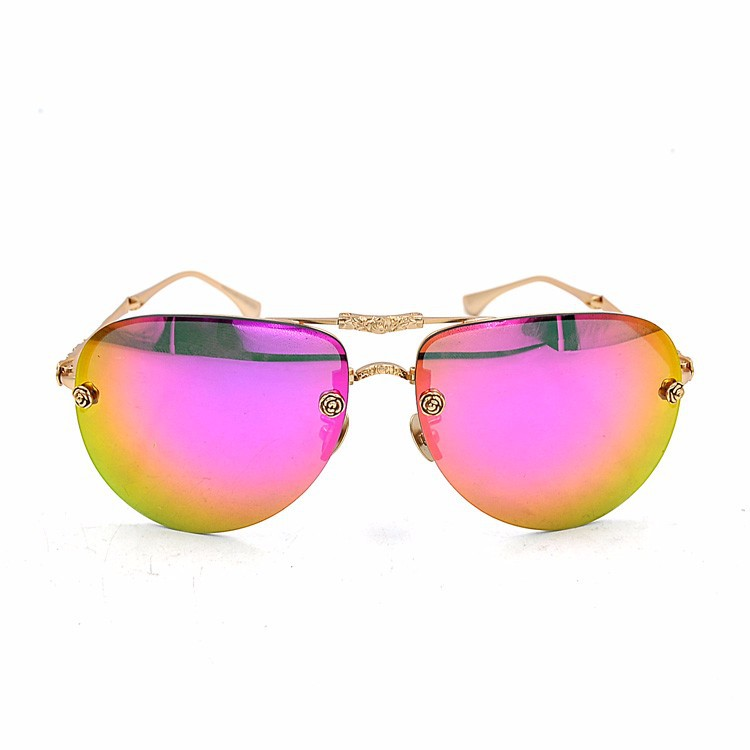 Large Number Demand Imitation Sunglasses ZH-SSF82 Color lens