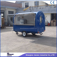 JX-FR280B Food Catering Trailer/Mobile Kitchen Truck For Sale/Food Service Trailer