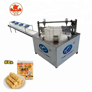 Automatic Chocolate Cereal Nuts Bar Production Line/fruits Nuts Bar Making Machine