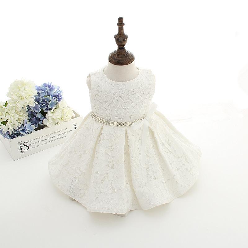 652cfc6adb Latest set of one year old baby girl baptism dress princess wedding  vestidos tutu 2016 baby girl christening gown with hat